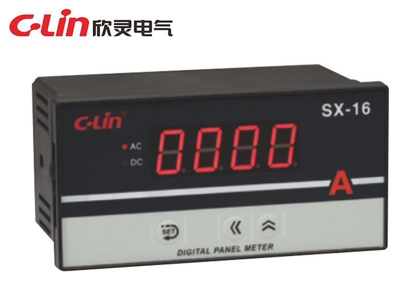 SX-16系列数显电流、电压表