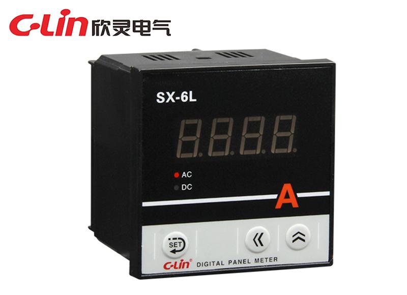 sx-6l系列数显电流,电压表