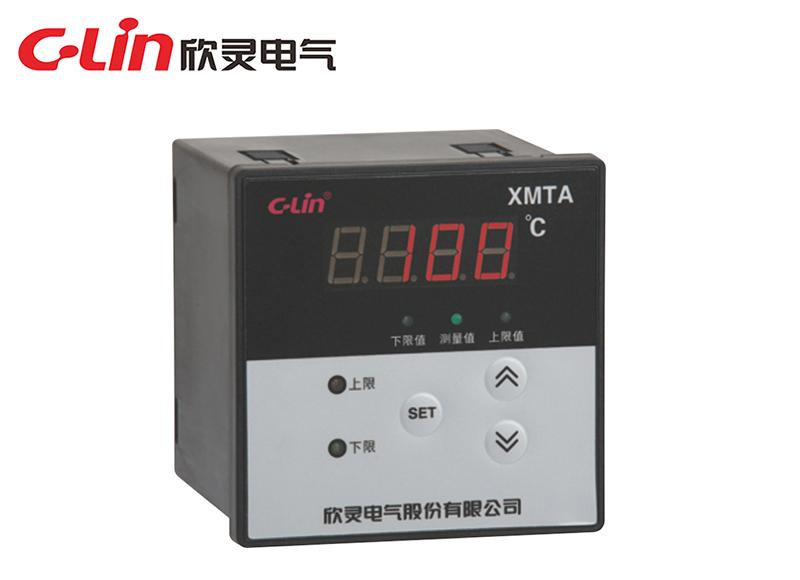 XMTA-2201/2202/2201F/2202F(改进型)数显温度控制仪