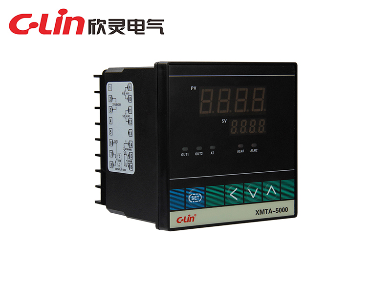 XMTA-5000 系列智能温度控制仪