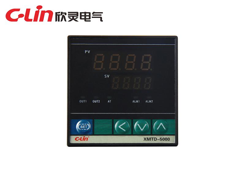 XMTD-5000系列智能温度控制仪
