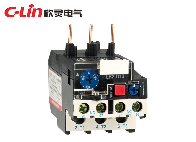 JR28-25(LR2-D13)热过载继电器