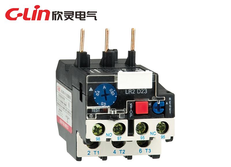 JR28-40(LR2-D23)热过载继电器