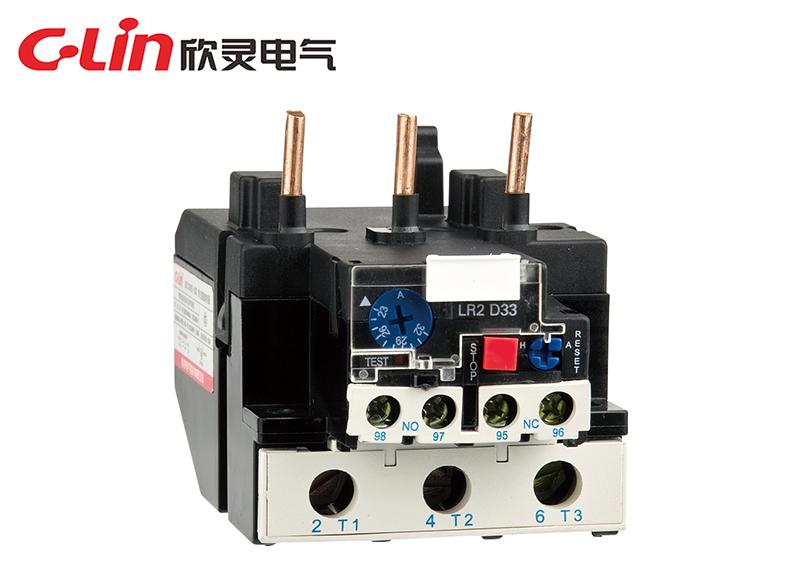 JR28-95(LR2-D33)热过载继电器