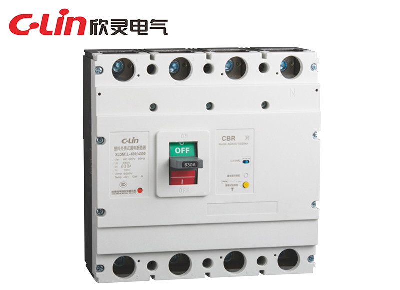 XLCM1L塑壳式漏电断路器 (不带延时型)