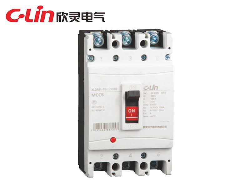 XLCM1塑料外壳式断路器