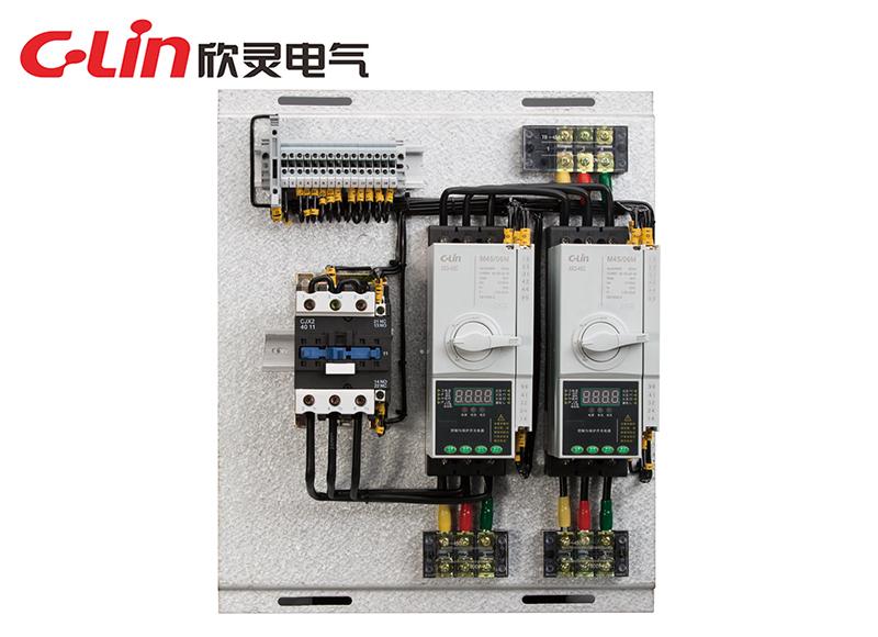 XLCPS1D双速电机型控制与保护开关电器