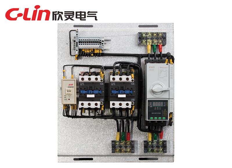 XLCPS1J星三角减压起动控制与保护开关电器