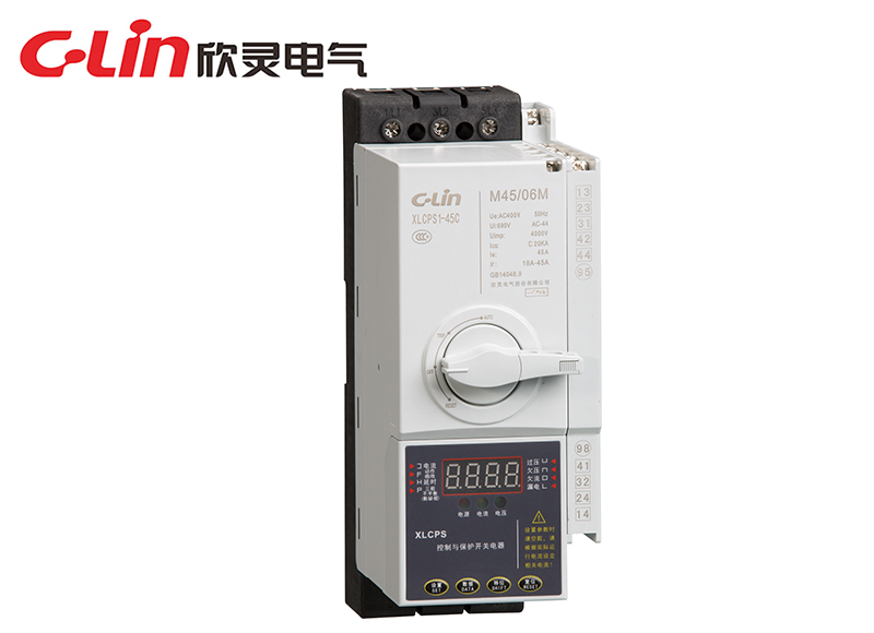 XLCPS1系列控制与保护开关电器