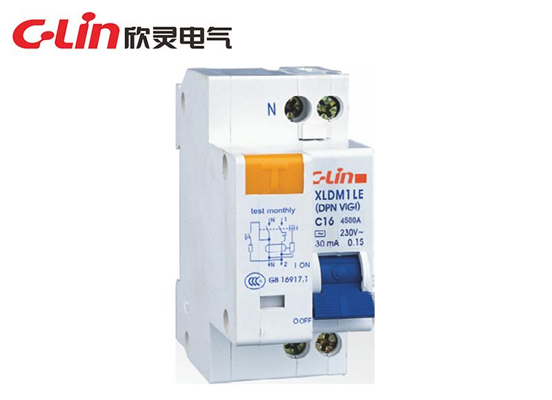 XLDM1LE-32(DPNLE)小型漏电断路器