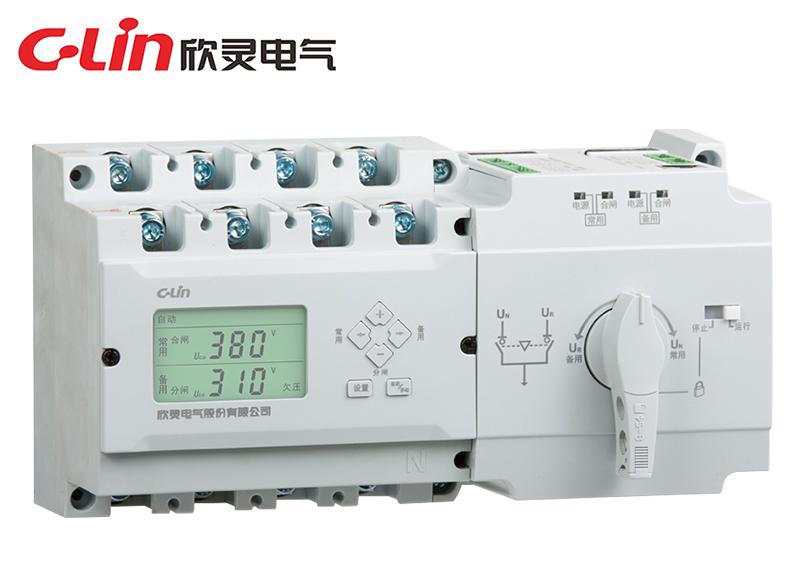 XLDS3系列双电源自动转换开关电器